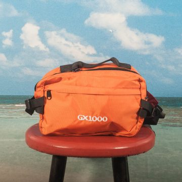 GX1000 - Echelon Bag - Various Orange
