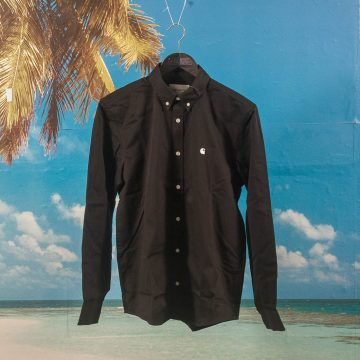 Carhartt WIP - Madison Shirt - Black / Wax
