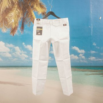 Dickies - 873 Slim Straight - Chino - White