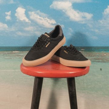 adidas Skateboarding - 3MC - Black / Grey / Gum
