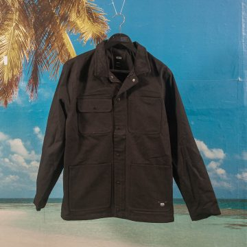 Vans - Drill Chore Coat - Black