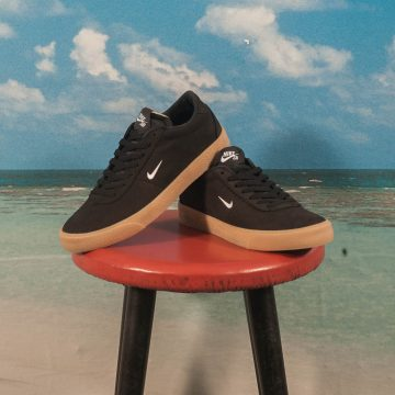 "Nike SB - Bruin Zoom ""Orange Label"" - Black / White"