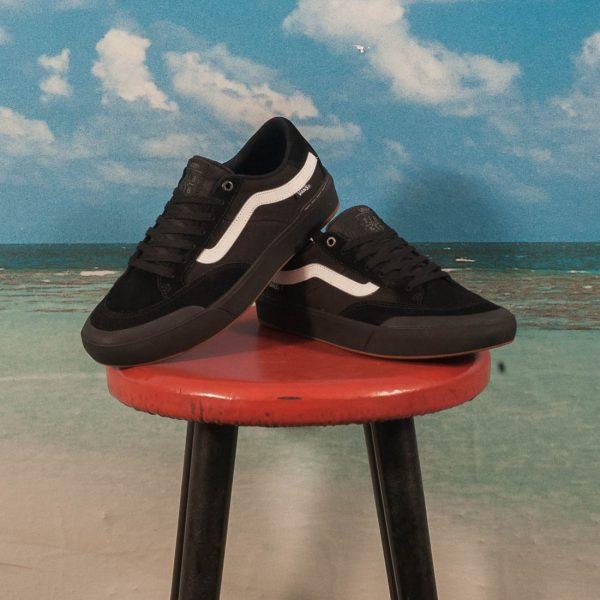 308fdd7657ef7b Vans - Berle Pro - Black   Black   White at SooHotRightNow Onlineshop -  SHRN Skateshop München