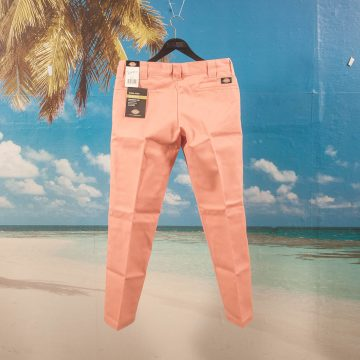 Dickies - 873 Slim Straight - Chino - Flamingo