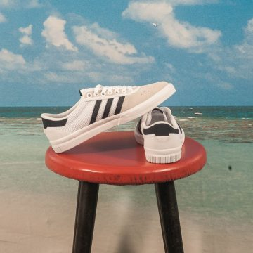 adidas Skateboarding - Lucas Premiere - White / Legend Ink / White