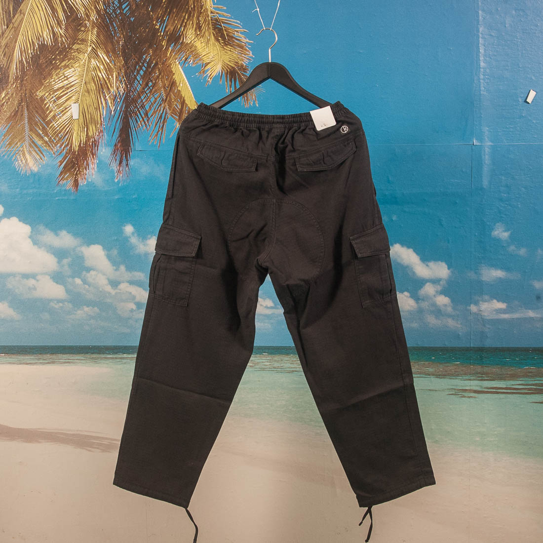 Polar Skate Co. - Cargo Pants - Black