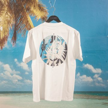 Polar Skate Co. - 69 Fill Logo T-Shirt - White