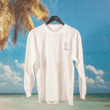 Polar Skate Co. - Dirty Boys Longsleeve - White