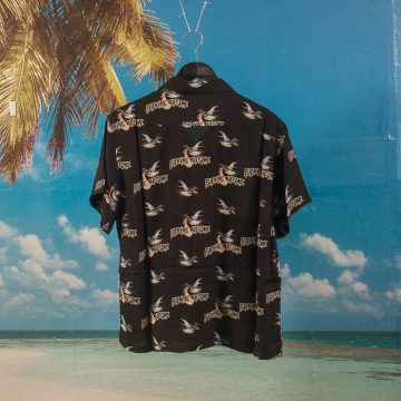 Fucking Awesome - Bird Bag Club Shirt - Black