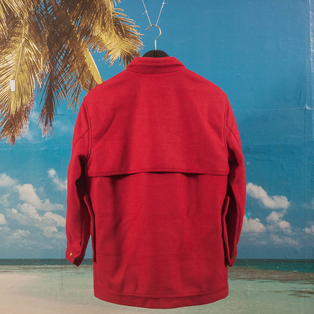 Fucking Awesome - Thieves Jacket - Red