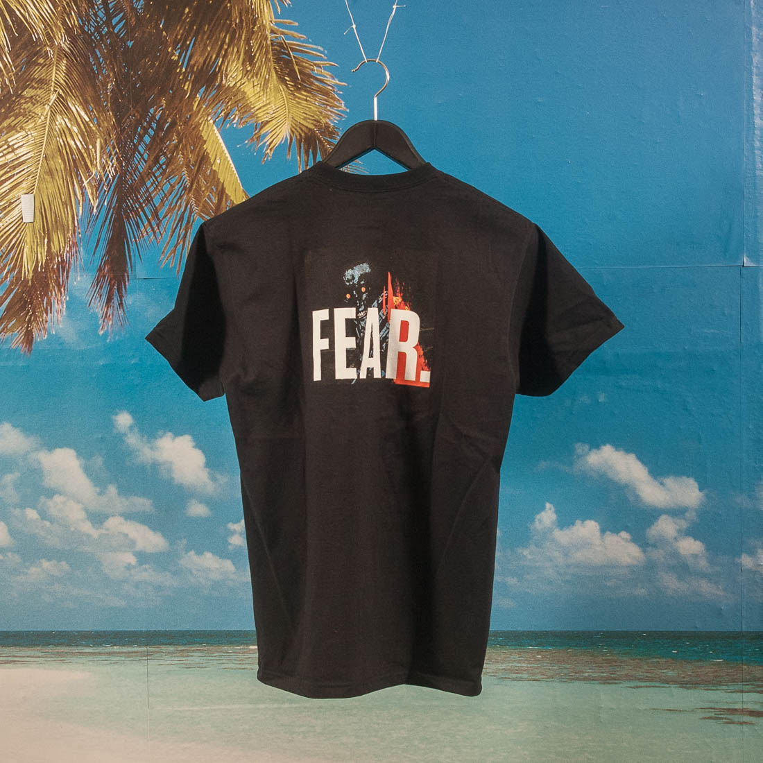 Fucking Awesome - Fear T-Shirt - Black