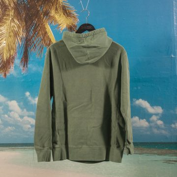 Fucking Awesome - Tonal Upside Down Hoodie - Olive