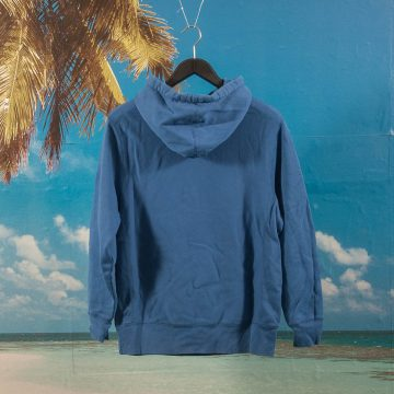 Fucking Awesome - Tonal Upside Down Hoodie - Electric Blue