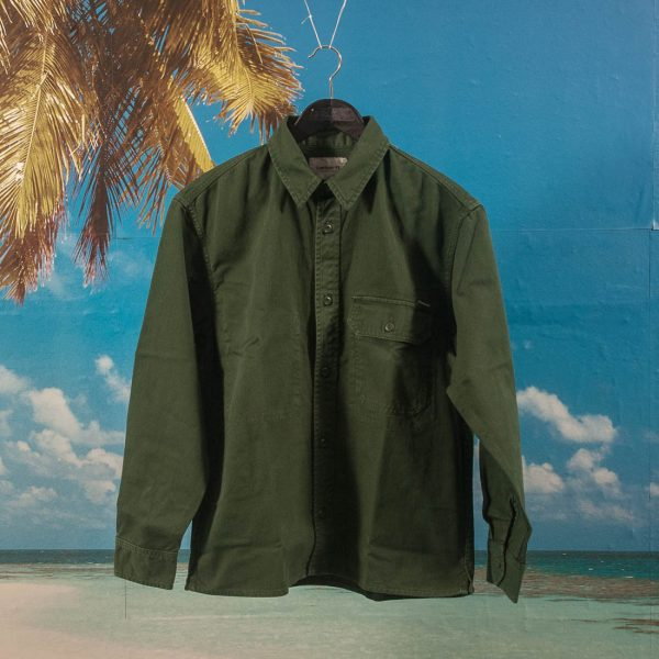 Carhartt WIP - Reno Shirt - Bottle Green
