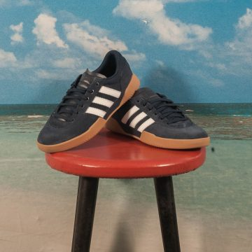 adidas Skateboarding - City Cup - Navy / White / Gum