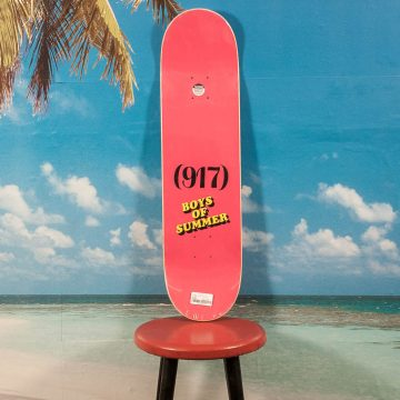 "Call Me (917) - Olson ""Boys Of Summer"" Deck - 8.25"