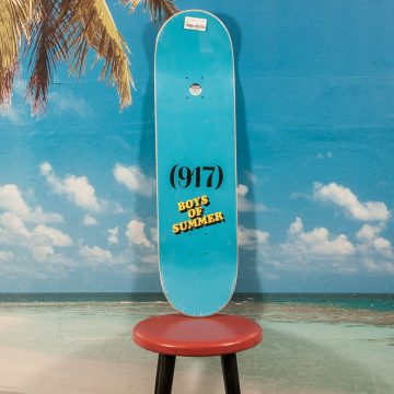 "Call Me (917) - Tino ""Boys Of Summer"" Deck - 8.5"