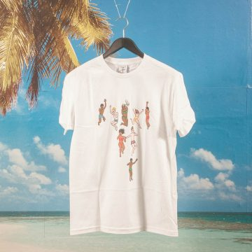Alltimers - Jump T-Shirt - White