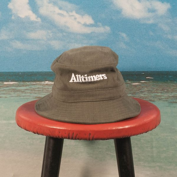 Alltimers - Neighbors Fishing Bucket Hat - Forest Green