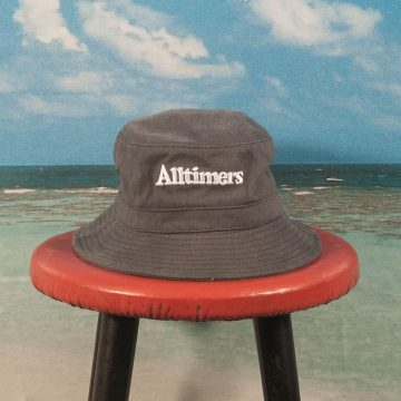 Alltimers - Neighbors Fishing Bucket Hat - Black