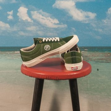 Pass~Port X Vans - Sid Pro Ltd (Passport) - Dark Green