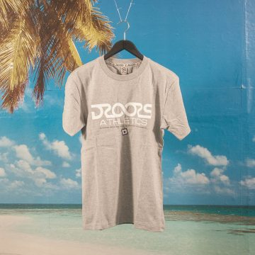 Droors - DR Infinity T-Shirt - Grey Heather