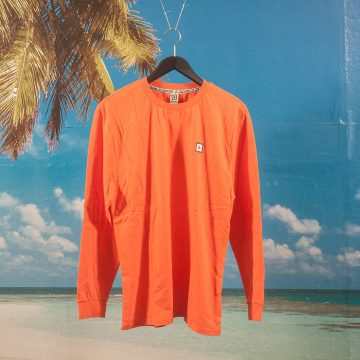 Droors - DR Navigator Longsleeve - Blazing Orange