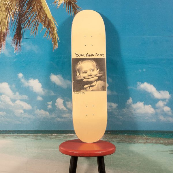 Lovesick Skateboards - Happy Birthday Deck - 8.25