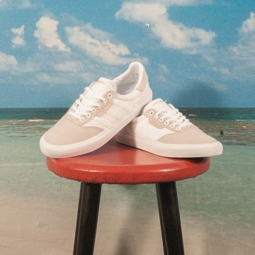 adidas Skateboarding - 3MC - White