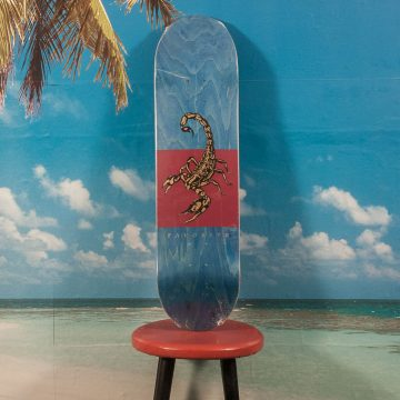 Favorite Skateboards - Scorpion Deck - 8.5