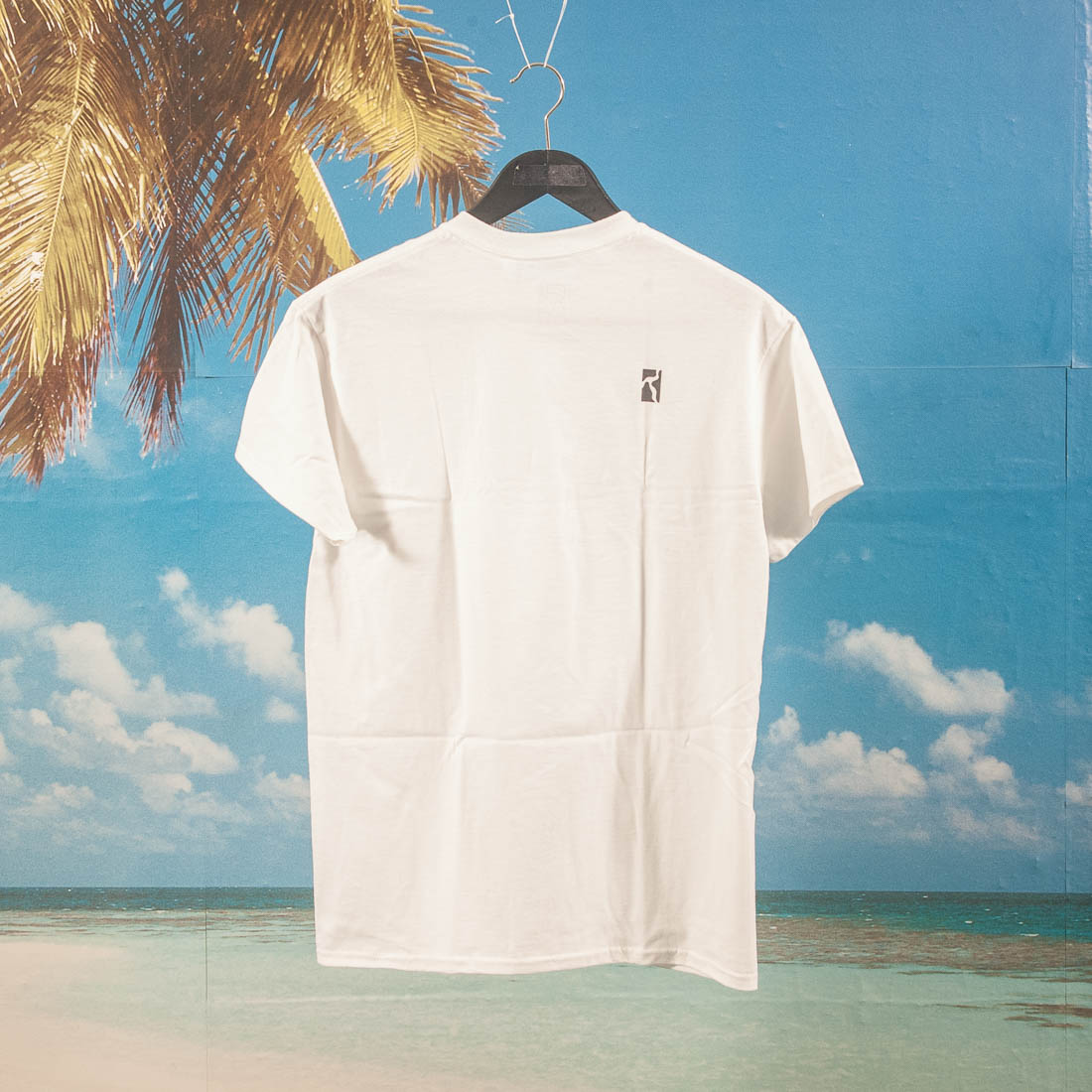 Poetic Collective - Fluid T-Shirt - White