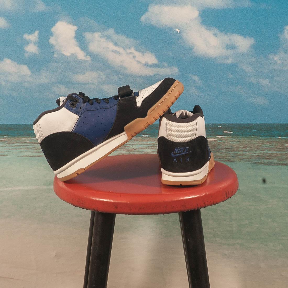 9ce817839d Nike SB X Polar Skate Co. - Air Trainer 1 QS - Black / Black - Deep ...