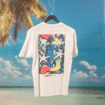 Polar Skate Co. - Queen T-Shirt - White