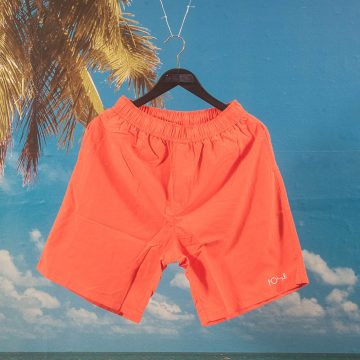 Polar Skate Co. - Swim Shorts - Apricot