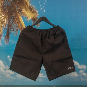 Polar Skate Co. - Surf Shorts - Black