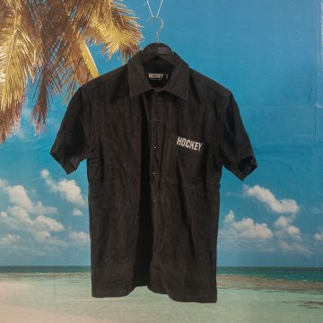Hockey - Corduroy Work Shirt - Black
