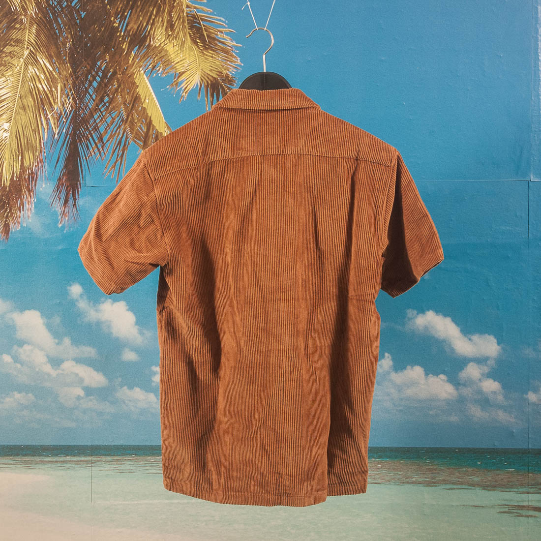 Hockey - Corduroy Work Shirt - Brown