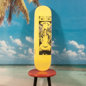 "WKND Skateboards - Taylor ""Test Tube"" Deck - 8.25"