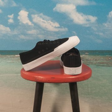 DC Shoes - T-Funk Lo S - Black / White
