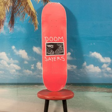 Doomsayers - Snake Shake Red Deck - 9.0