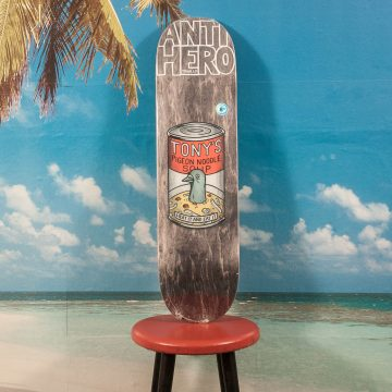 "Antihero Skateboards - Trujillo ""Pigeon Fried"" Deck - 8.5"