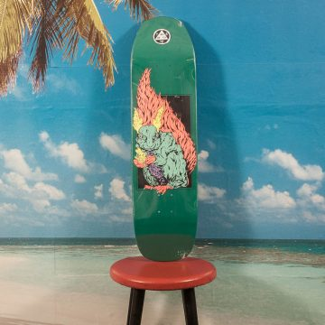 Welcome Skateboards - Squizard Deck - 8.25