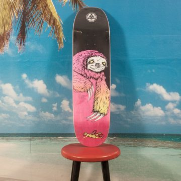 Welcome Skateboards - Sloth Deck - 8.5