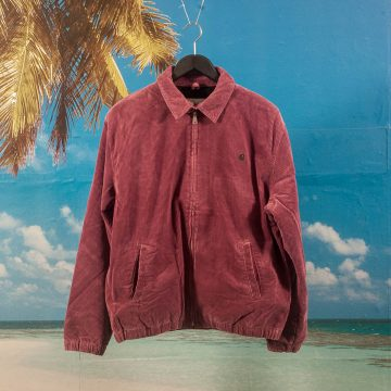 Carhartt WIP - Madison Corduroy Jacket - Dusty Fuchsia
