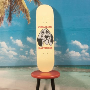 Quasi Skateboards - Happiness 2 Deck - 8.25