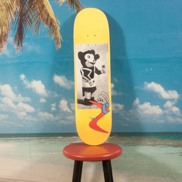 "Quasi Skateboards - Crockett ""Gary"" Deck - 8.25"