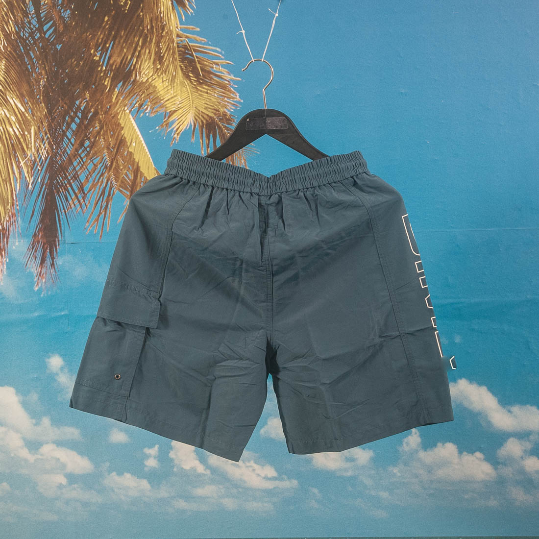 Dime MTL - Sailing Shorts - Blue