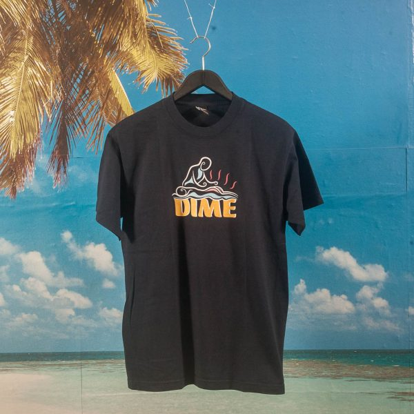 Dime MTL - Relief T-Shirt - Navy