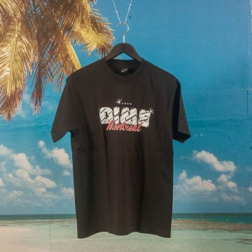 Dime MTL - Saturday Night T-Shirt - Black