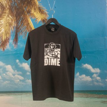 Dime MTL - No Way Out T-Shirt - Black